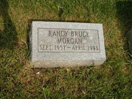 MORGAN, RANDY BRUCE - Union County, Ohio | RANDY BRUCE MORGAN - Ohio Gravestone Photos