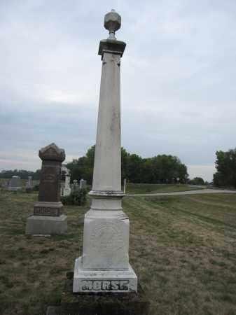 MORSE, GEORGE N. - Union County, Ohio | GEORGE N. MORSE - Ohio Gravestone Photos