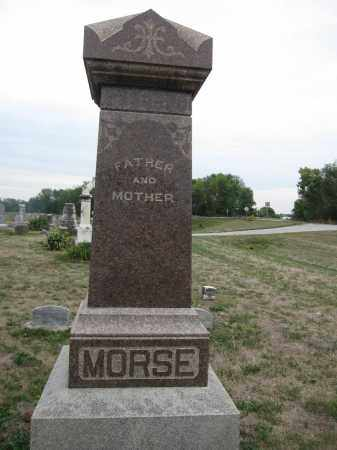 MORSE, RAY G. - Union County, Ohio | RAY G. MORSE - Ohio Gravestone Photos