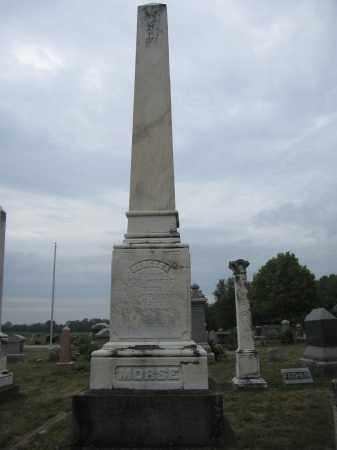 MORSE, REBECCA - Union County, Ohio | REBECCA MORSE - Ohio Gravestone Photos