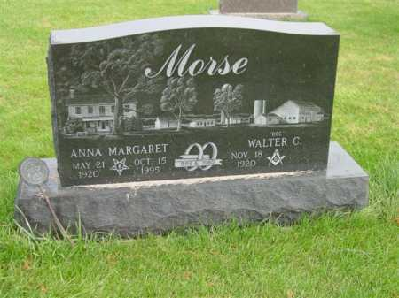 MORSE, ANNA MARGARET - Union County, Ohio | ANNA MARGARET MORSE - Ohio Gravestone Photos