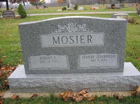 MOSIER, ROBERT E. - Union County, Ohio   ROBERT E. MOSIER - Ohio Gravestone Photos