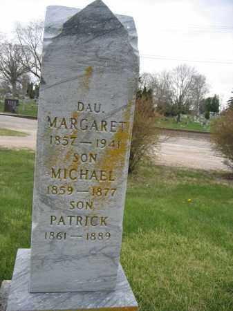 MULGAHY, MARGARET - Union County, Ohio | MARGARET MULGAHY - Ohio Gravestone Photos