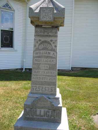 MULLIGAN, WILLIAM A. - Union County, Ohio | WILLIAM A. MULLIGAN - Ohio Gravestone Photos