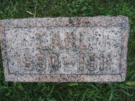 MULVAIN, EARL - Union County, Ohio | EARL MULVAIN - Ohio Gravestone Photos