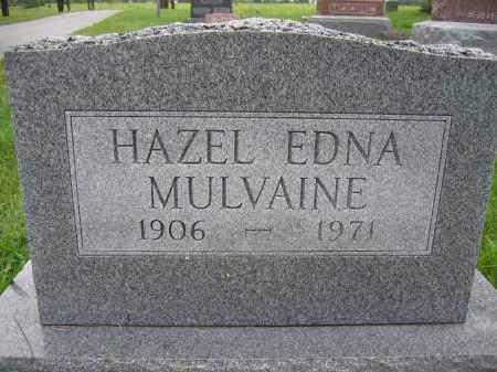 MULVAINE, HAZEL EDNA - Union County, Ohio | HAZEL EDNA MULVAINE - Ohio Gravestone Photos