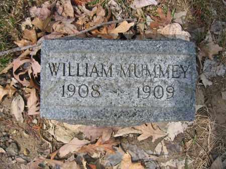 MUMMEY, WILLIAM - Union County, Ohio | WILLIAM MUMMEY - Ohio Gravestone Photos