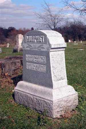 MURPHEY, JAMES - Union County, Ohio | JAMES MURPHEY - Ohio Gravestone Photos