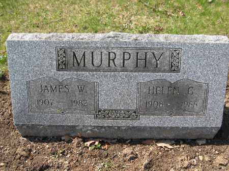MURPHY, JAMES W. - Union County, Ohio | JAMES W. MURPHY - Ohio Gravestone Photos