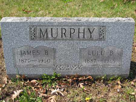 MURPHY, JAMES B. - Union County, Ohio | JAMES B. MURPHY - Ohio Gravestone Photos