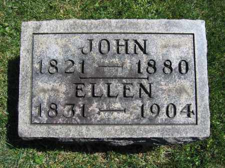 MURPHY, ELLEN - Union County, Ohio | ELLEN MURPHY - Ohio Gravestone Photos