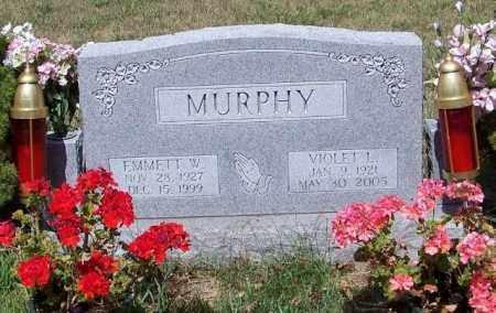 MURPHY, EMMETT W. - Union County, Ohio   EMMETT W. MURPHY - Ohio Gravestone Photos