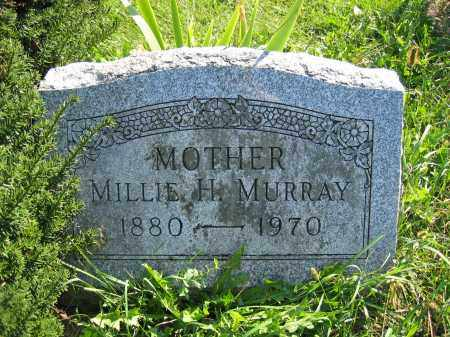 MURRAY, MILLIE H. - Union County, Ohio   MILLIE H. MURRAY - Ohio Gravestone Photos