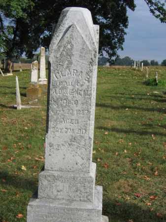 NEAL, CLARA B. - Union County, Ohio | CLARA B. NEAL - Ohio Gravestone Photos