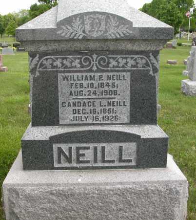 NEILL, CANDACE L. - Union County, Ohio | CANDACE L. NEILL - Ohio Gravestone Photos