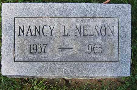 NELSON, NANCY L. - Union County, Ohio | NANCY L. NELSON - Ohio Gravestone Photos