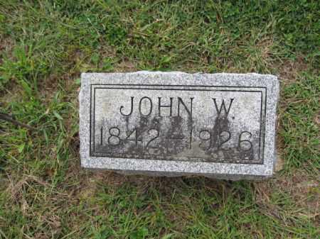 NEWHOUSE, JOHN W. - Union County, Ohio | JOHN W. NEWHOUSE - Ohio Gravestone Photos