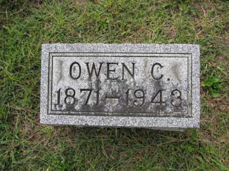 NEWHOUSE, OWEN C. - Union County, Ohio | OWEN C. NEWHOUSE - Ohio Gravestone Photos