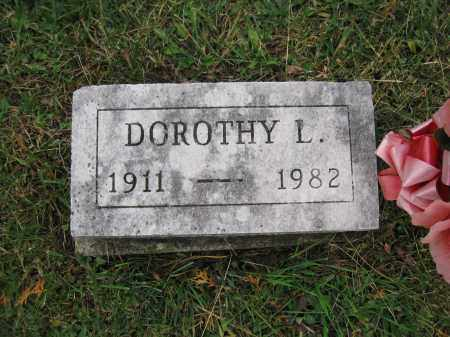 NEWMAN, DOROTHY L. - Union County, Ohio   DOROTHY L. NEWMAN - Ohio Gravestone Photos