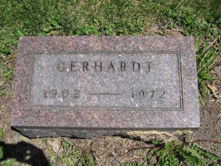 NICOL, GERHARDT - Union County, Ohio | GERHARDT NICOL - Ohio Gravestone Photos