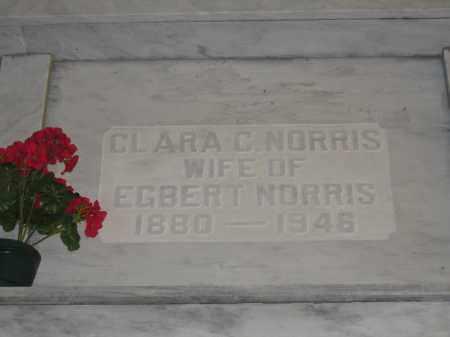 NORRIS, CLARA C. - Union County, Ohio   CLARA C. NORRIS - Ohio Gravestone Photos