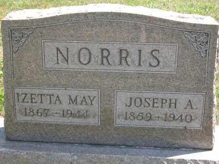 NORRIS, IZETTA MAY - Union County, Ohio | IZETTA MAY NORRIS - Ohio Gravestone Photos