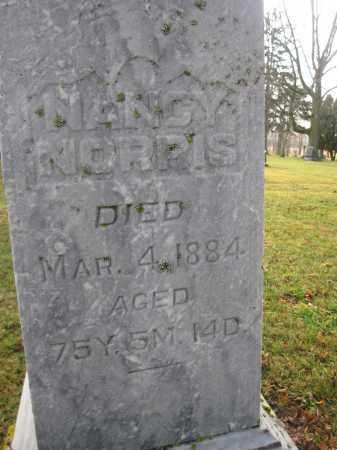 NORRIS, NANCY - Union County, Ohio | NANCY NORRIS - Ohio Gravestone Photos