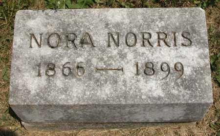 NORRIS, NORA - Union County, Ohio | NORA NORRIS - Ohio Gravestone Photos
