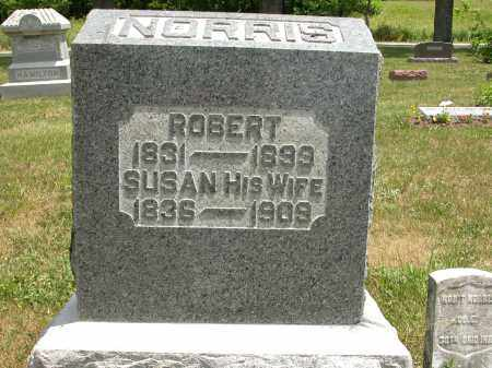 NORRIS, ROBERT - Union County, Ohio | ROBERT NORRIS - Ohio Gravestone Photos
