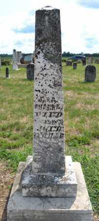 OHARRA, BURR R. - Union County, Ohio | BURR R. OHARRA - Ohio Gravestone Photos