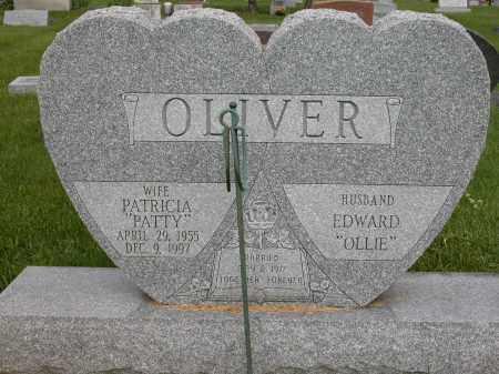 OLIVER, EDWARD T. - Union County, Ohio | EDWARD T. OLIVER - Ohio Gravestone Photos