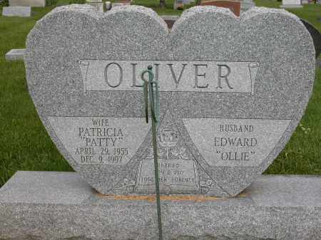 OLIVER, PATRICIA - Union County, Ohio   PATRICIA OLIVER - Ohio Gravestone Photos