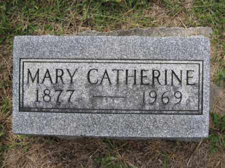 OTTE, MARY CATHERINE - Union County, Ohio | MARY CATHERINE OTTE - Ohio Gravestone Photos