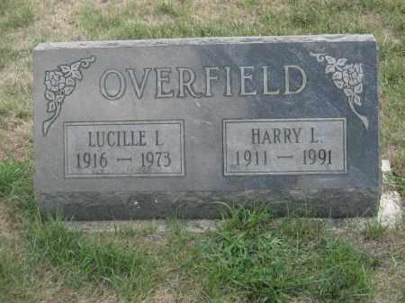 OVERFIELD, LUCILLE L. - Union County, Ohio | LUCILLE L. OVERFIELD - Ohio Gravestone Photos
