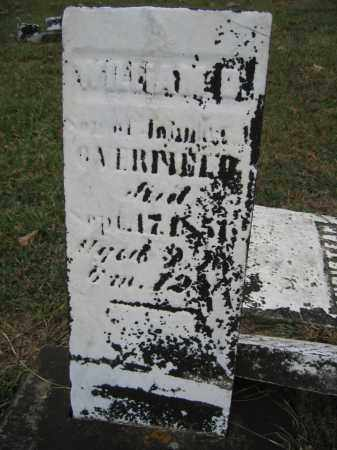 OVERFIELD, WILLIAM B. - Union County, Ohio | WILLIAM B. OVERFIELD - Ohio Gravestone Photos
