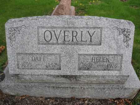 OVERLY, DALE - Union County, Ohio | DALE OVERLY - Ohio Gravestone Photos