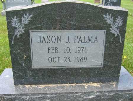 PALMA, JASON J. - Union County, Ohio   JASON J. PALMA - Ohio Gravestone Photos