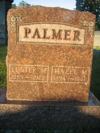 PALMER, LUSTER M. - Union County, Ohio | LUSTER M. PALMER - Ohio Gravestone Photos