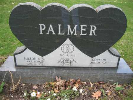 PALMER, DORLENE - Union County, Ohio | DORLENE PALMER - Ohio Gravestone Photos
