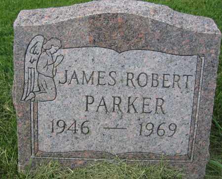 PARKER, JAMES ROBERT - Union County, Ohio | JAMES ROBERT PARKER - Ohio Gravestone Photos