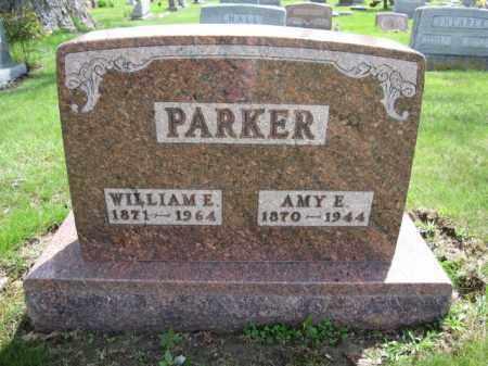 PARKER, WILLIAM E. - Union County, Ohio   WILLIAM E. PARKER - Ohio Gravestone Photos