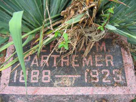 PARTHEMER, BERTHA M. - Union County, Ohio | BERTHA M. PARTHEMER - Ohio Gravestone Photos