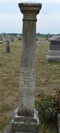 PARTHEMOR, FREDERICK - Union County, Ohio | FREDERICK PARTHEMOR - Ohio Gravestone Photos