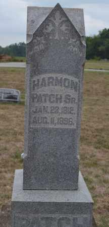 PATCH, HARMON - Union County, Ohio | HARMON PATCH - Ohio Gravestone Photos