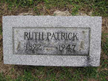 PATRICK, RUTH - Union County, Ohio | RUTH PATRICK - Ohio Gravestone Photos