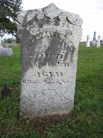 PATTERSON, JOHN - Union County, Ohio   JOHN PATTERSON - Ohio Gravestone Photos