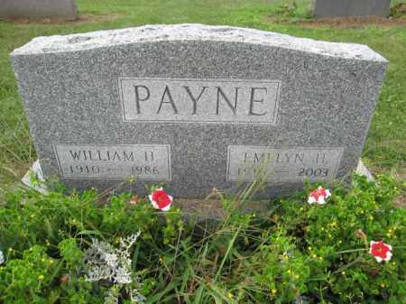 PAYNE, EMELYN H. - Union County, Ohio | EMELYN H. PAYNE - Ohio Gravestone Photos