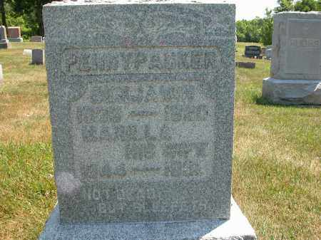PENNYPACKER, MARILLA - Union County, Ohio | MARILLA PENNYPACKER - Ohio Gravestone Photos