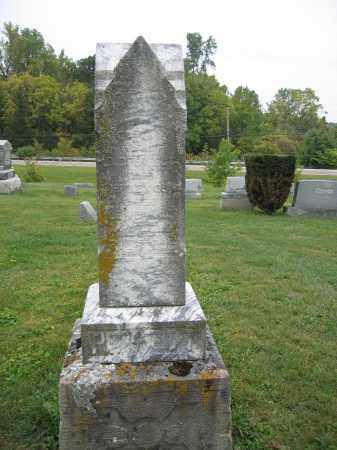 PERFECT, ELLA U. PECK - Union County, Ohio | ELLA U. PECK PERFECT - Ohio Gravestone Photos