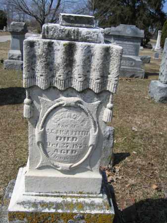 PETTIT, ISAAC - Union County, Ohio | ISAAC PETTIT - Ohio Gravestone Photos
